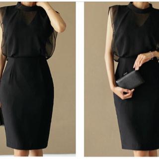 【ネット決済】ドレス 黒