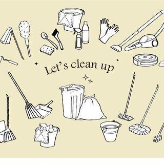車の洗車などの清掃作業です!