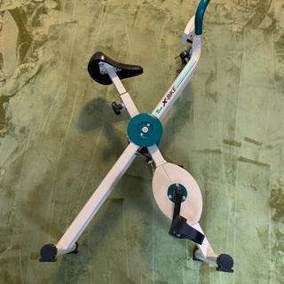 new X bike 電源不要 折り畳み可能
