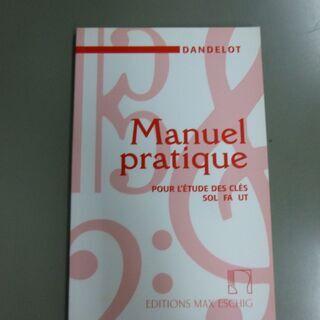 Manuel Pratique ダンデロ マニュアル プラティッ...
