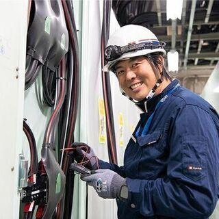 即戦力!!月収28万~40万円+手当【電気工事作業員】※資格・経...