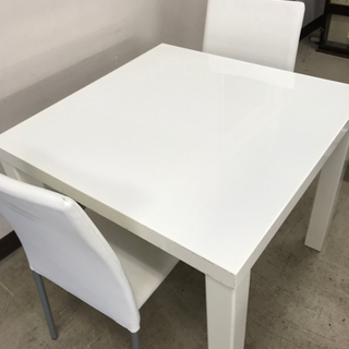 取引場所 南観音 2110-222  ダイニングテーブル 椅子2...