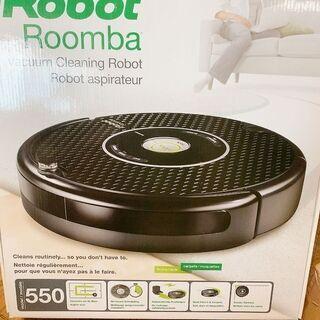 値下げ!【ロボット掃除機】iRobot(アイロボット)Roomb...