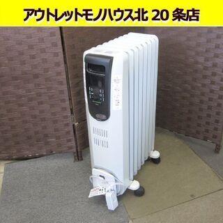 デロンギ☆オイルヒーター 8~10畳 KHD410812-BK ...