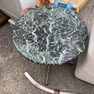 テーブル 大理石⁇