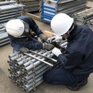建設資材の仕分けスタッフ ☆シンプルな作業で負担少なめ!