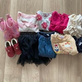 女の子服 サイズ80センチ