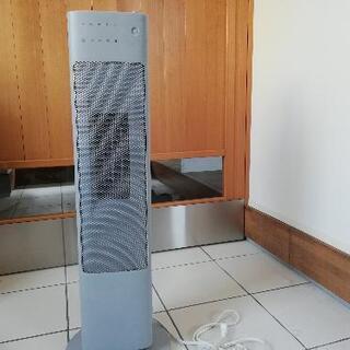 [値下げ]人感センサー加湿機能付き セラミックファンヒーター