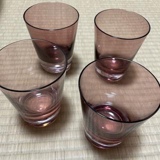 ビロレイボッホ グラス4つ