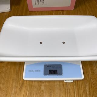 【ネット決済】デジタルベビースケール 赤ちゃん体重計