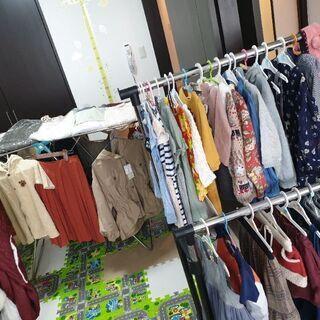 ⑤自宅でフリマします!新品未使用多数 100円~ レディース服、...