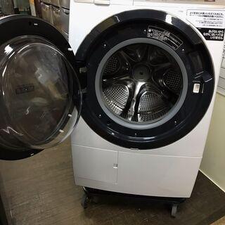 HITACHI 日立 ドラム式洗濯乾燥機 BD-SV110EL ...