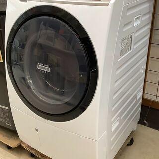 HITACHI/日立ドラム式洗濯乾燥機 洗濯11kg/乾燥6kg...