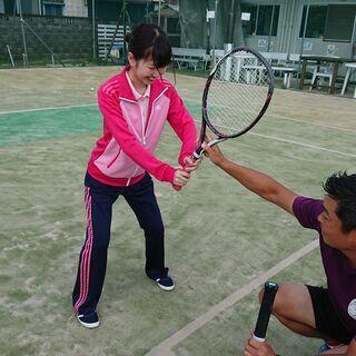 テニスを始めて、脱!!今までの自分!!