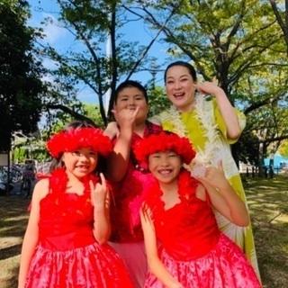 京田辺市のフラダンス教室★ヤマモトマキフラスタジオ YAMAMO...