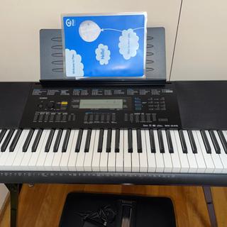 電子ピアノ☆即演奏可♡CASIO CTK-4400 WK245