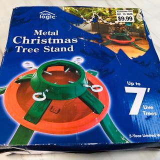 クリスマスツリースタンド