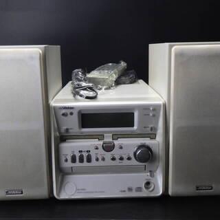 Victor ビクター◆UX-W50-W マイクロコンポーネント...