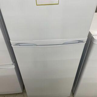 (店頭引き取りのみ)冷蔵庫 アイリスオーヤマ AF118-W