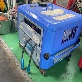 【ネット決済】エンジンウェルダーインバータ付溶接機 GAW-15...