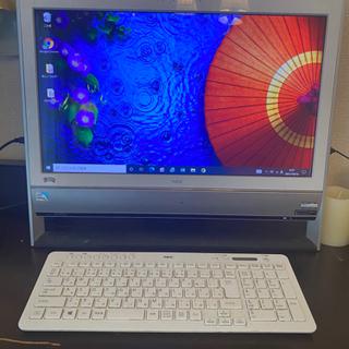 【ネット決済】NEC 一体型パソコン VN350/L