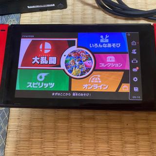 Nintendo Switch本体 【場所によっては配達致します】