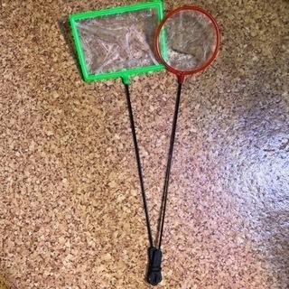 新品 熱帯魚 針子 稚魚 ブラインシュリンプ用 網 *一本のお値段