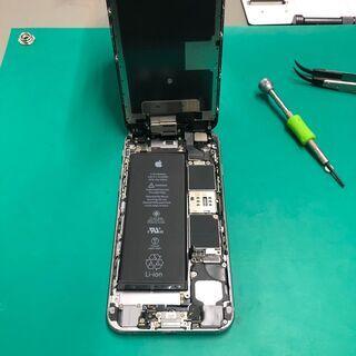iPhone修理 承ります(総務省登録修理業者)※お持ち込み修理のみ