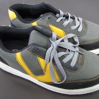 新品未使用の安全靴(25㎝)