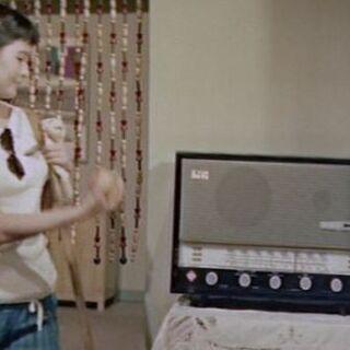 【ネット決済・配送可】映画に出た真空管ラジオ 日立S-567