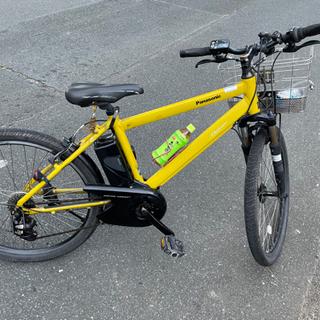 【ネット決済】Panasonic 電動アシスト自転車