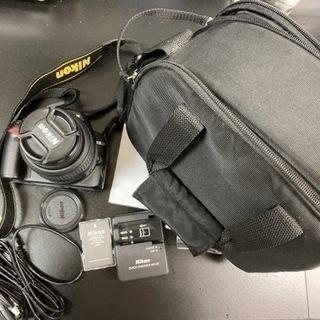 Nikon D3000 デジタル一眼レフ カバン バッグ 初心者向け