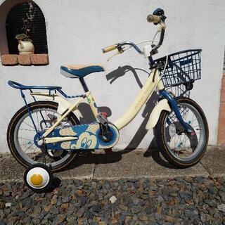 幼児用自転車 補助輪付