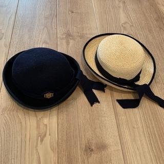 彦根市 城西小学校 学校指定帽子