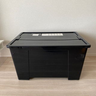 IKEA  衣装ケース ボックス ブラック