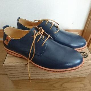 【新品未使用】オシャレな紳士靴です!