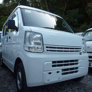 (ID3617)軽バン専門店在庫50台 48万円 日産 NV10...