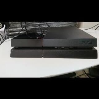 【ネット決済・配送可】PlayStation4 CUH1000-A