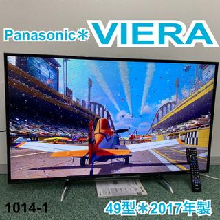 【ご来店限定】*パナソニック 液晶テレビ ビエラ 49型 201...