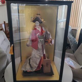 差し上げます!日本人形