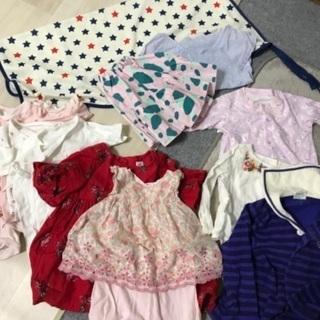 新生児ベビー服セットとおまけ
