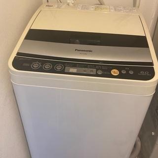 洗濯・乾燥機 洗6kg 乾3kg 完全乾燥 パナソニック ちょっ...