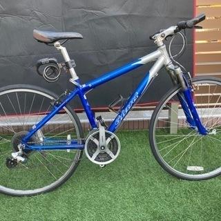 GIANT CROSS3400 クロスバイク 前サス