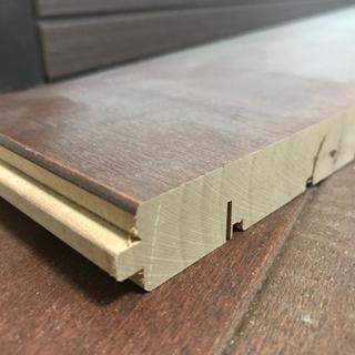 無垢材フローリング約10畳 定価14万円
