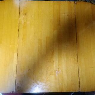 台所用サブテーブル 折りたたみ式 奥行60高さ69 幅 折りたた...