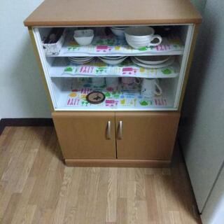 食器棚(小さめ棚)