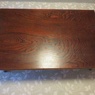 折り畳みできる座卓