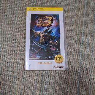 PSPソフト★モンスターハンター3