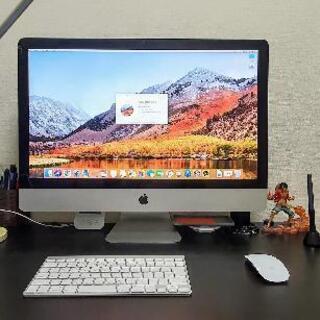 AppleのiMac 27inch A1312