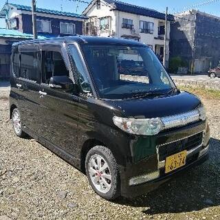 山形県からタントカスタム2WD車検再来年8月